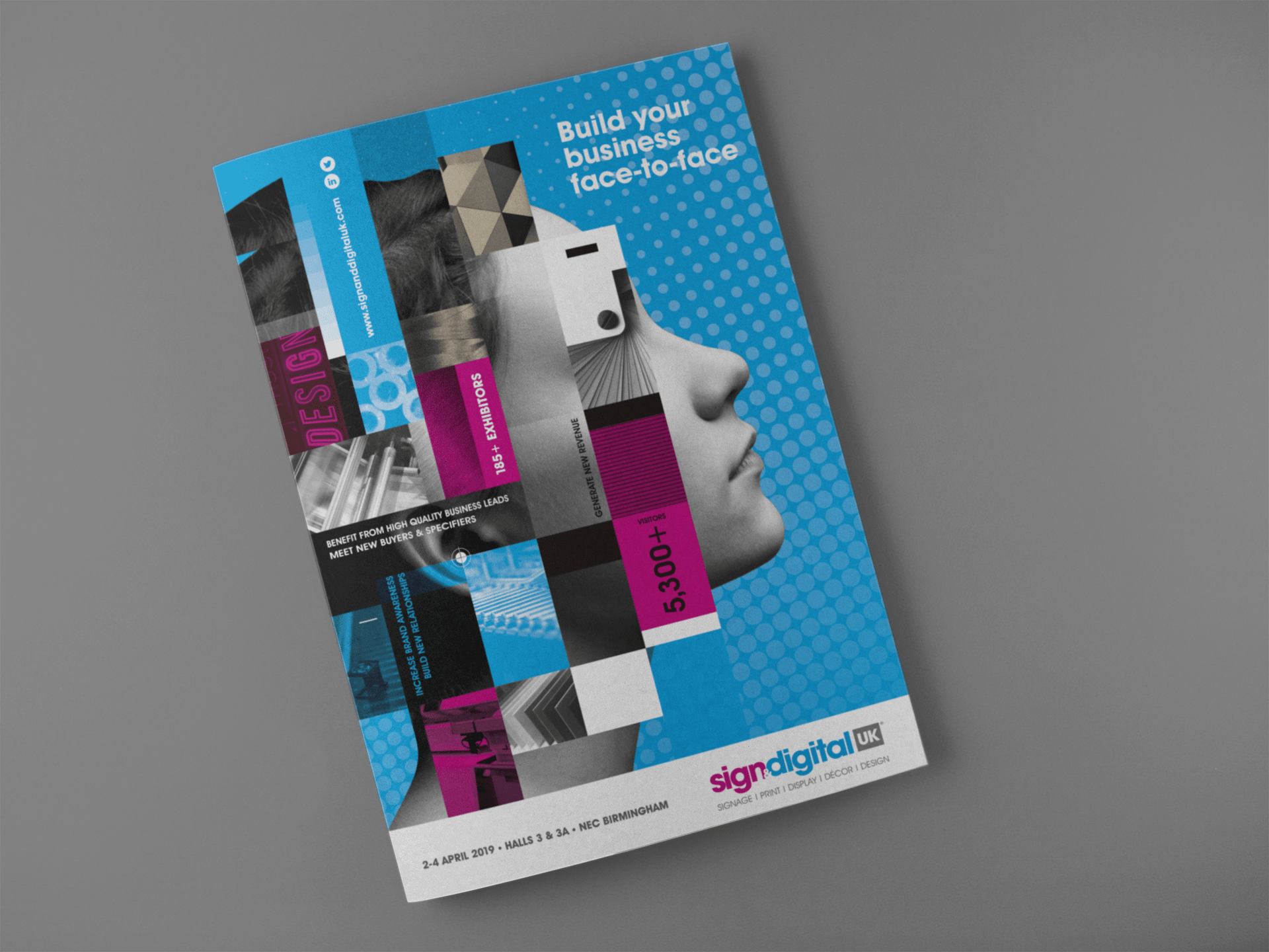 Foundry12   Our Work   Sign & Digital UK Sales Brochure Cover