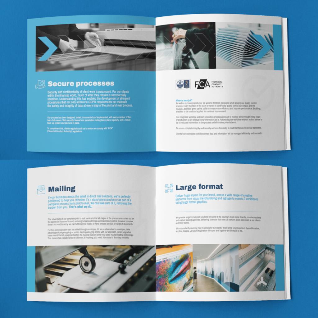 Foundry12   DCS brochure spreads
