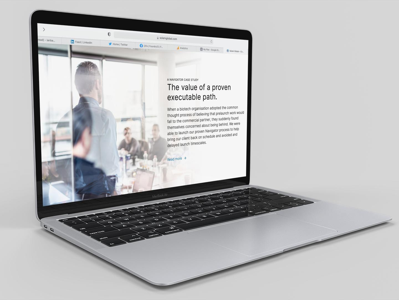 Foundry12 | Solem Global website 1