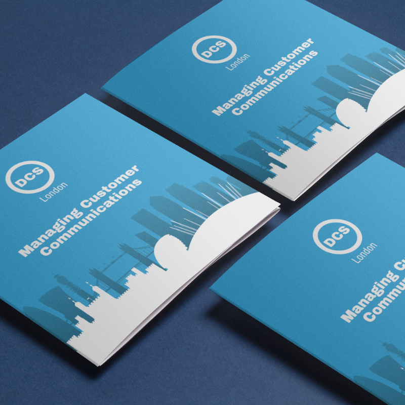 Foundry12   DCS brochure covers