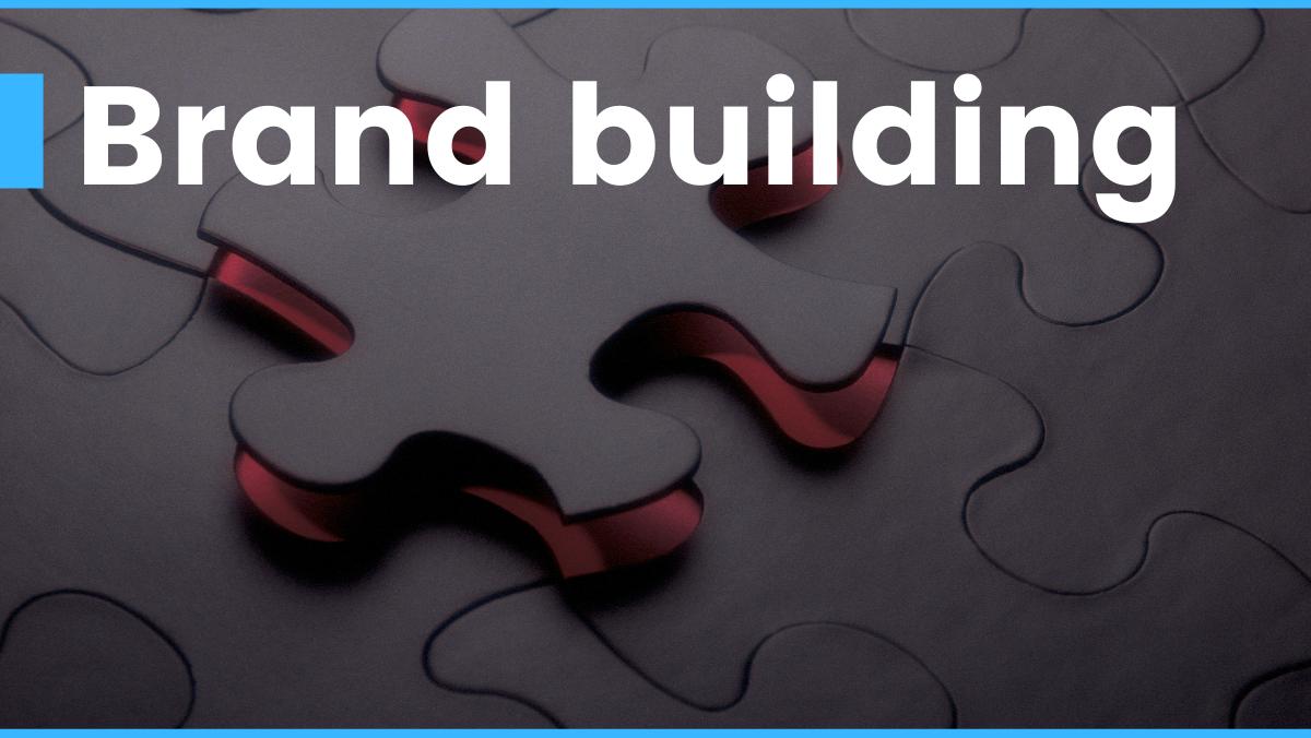 F12 | Brand building jigsaw